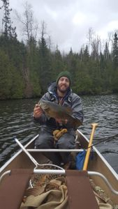 smallie from Little Caribou