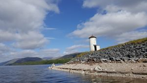 Gairlochy lighthouse