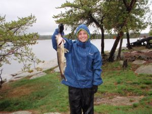 Alpine Walleye