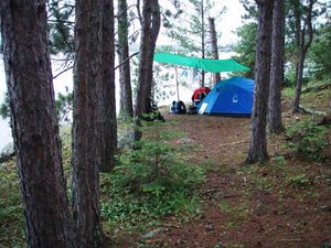 Loon Lake site 24 (#31)