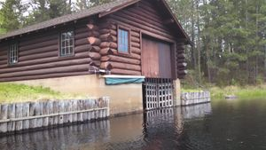 Ranger boathouse