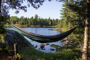 Perfect Hammock Location
