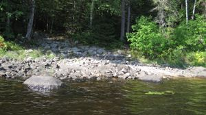 Boulder River to LLC 65 rod - north landing