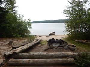 Crooked Lake camp #1879