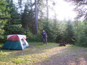 Seagull Lake Campgrounds