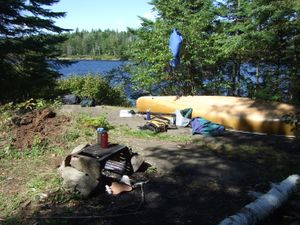 Mesaba Lake Site