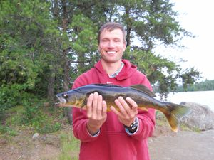 Adams Lake Walleye