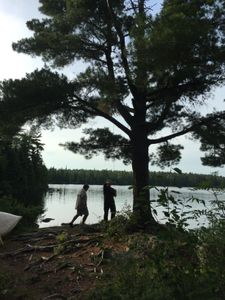 Campsite 830, Grace Lake