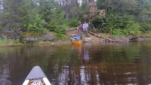Pan Lake Portage #526