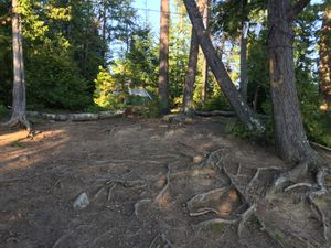 View of campsite #2013