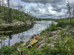 The Gulch to Jigsaw Portage