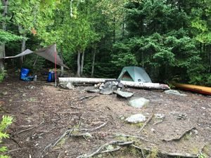 View of Campsite 527