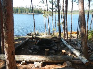 Little Crab Lake camp #301