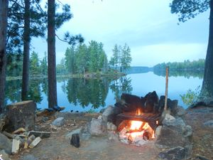 Crab Lake camp #314