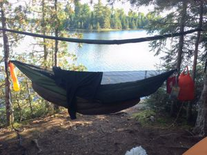 Great spot for the hammock