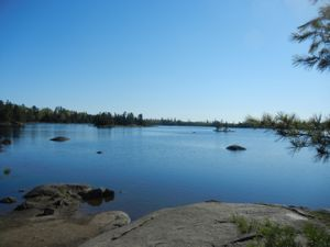 Portage to Little Gabbro