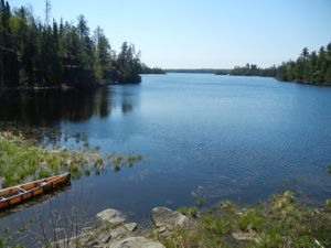 Turtle Lake Portage