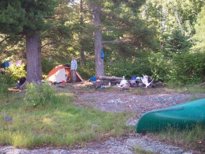 Wine Lake Campsite