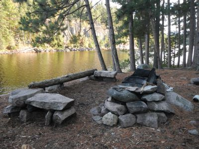 Finger Lake camp