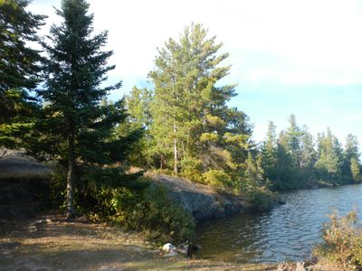 Birch Lake Campsite