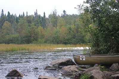 LIS entry portage