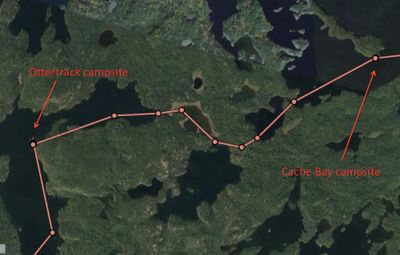 2016-09-10_598_Quetico Man Chain Short Cut from OutterTrack to Cache Bay