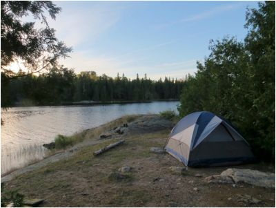 2013-09-07_689S_Quetico Falls Chain-Saganagons Lake Campsite Day 6.JPG